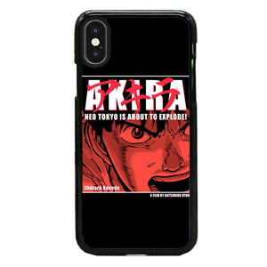 Akira Neo Tokyo Is About Explode iPhone XS Max Case | Babycasee