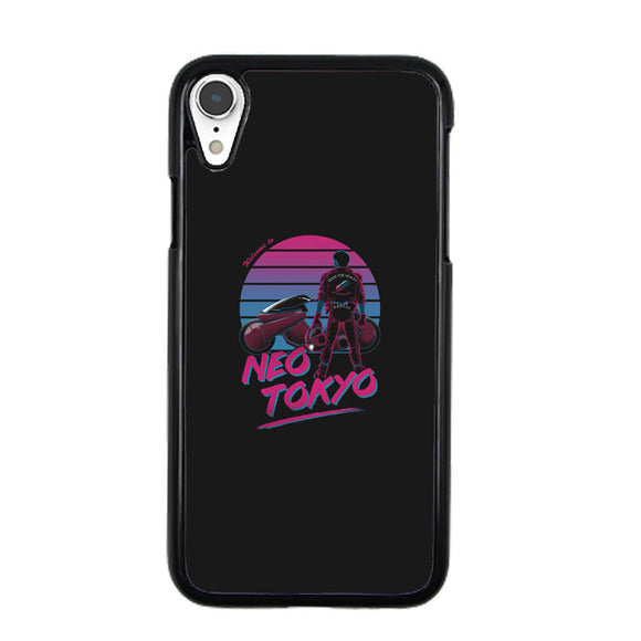 Akira Neo Tokyo iPhone XR Case | Babycasee