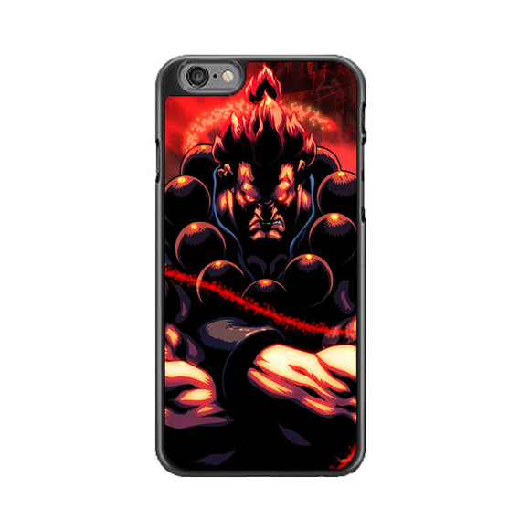 Akuma Street Fighter Red Energy iPhone 6|6S Case | Babycasee
