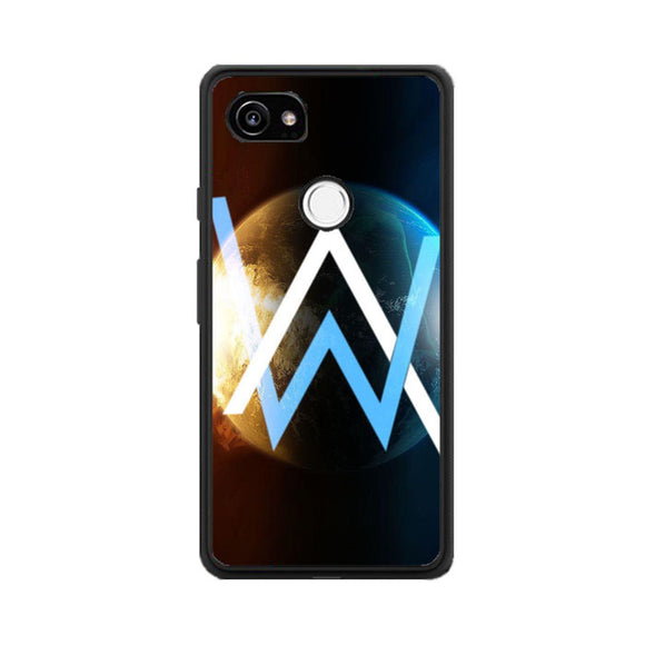 Alan Walker Galaxy Planet Google Pixel 2 Case | Babycasee