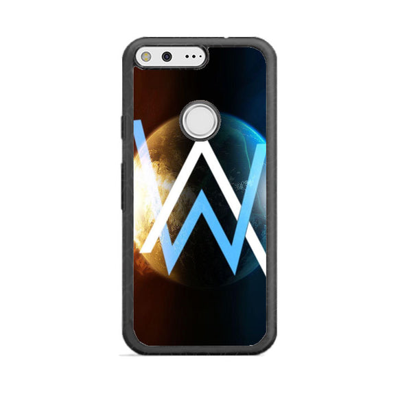 Alan Walker Galaxy Planet Google Pixel XL Case | Babycasee