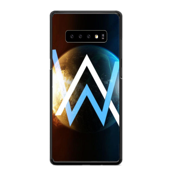 Alan Walker Galaxy Planet Samsung Galaxy S10 Plus Case | Babycasee