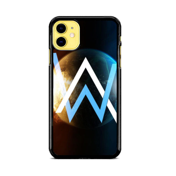 Alan Walker Galaxy Planet iPhone 11 Case | Babycasee