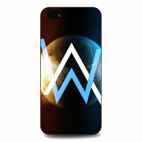 Alan Walker Galaxy Planet iPhone 5|5S|SE Case | Babycasee