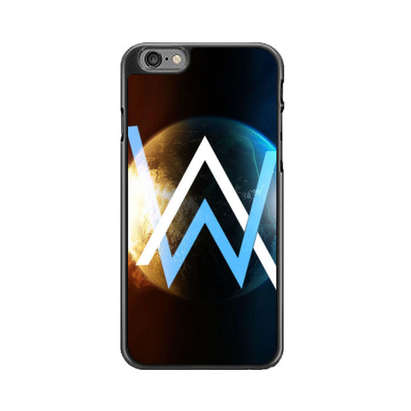 Alan Walker Galaxy Planet iPhone 6|6S Case | Babycasee