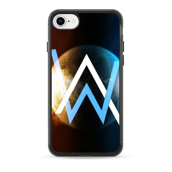 Alan Walker Galaxy Planet iPhone 7 Case | Babycasee