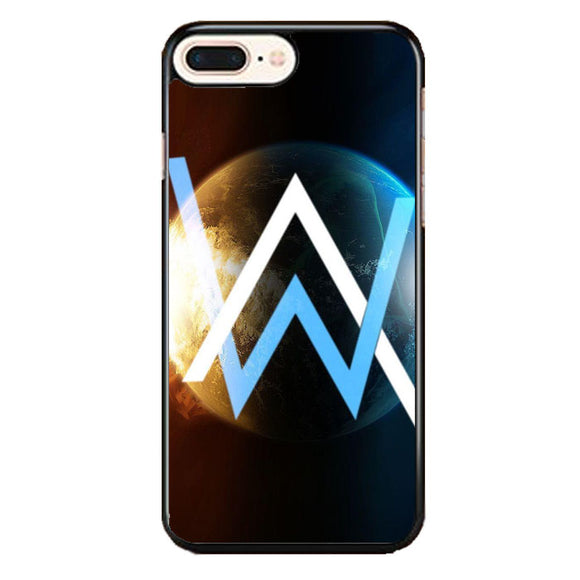 Alan Walker Galaxy Planet iPhone 7 Plus Case | Babycasee