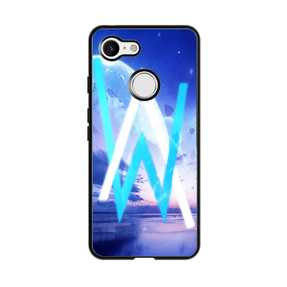 Alan Walker In The Galaxy Google Pixel 3 Case | Babycasee