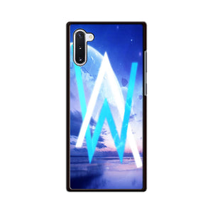 Alan Walker In The Galaxy Samsung Galaxy Note 10 Case | Babycasee