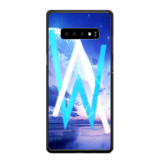 Alan Walker In The Galaxy Samsung Galaxy S10 Plus Case | Babycasee