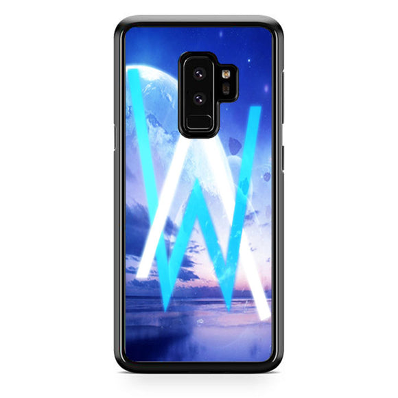 Alan Walker In The Galaxy Samsung Galaxy S9 Plus Case | Babycasee