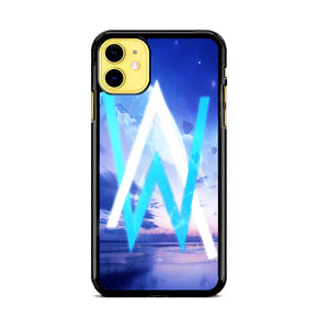 Alan Walker In The Galaxy iPhone 11 Case | Babycasee