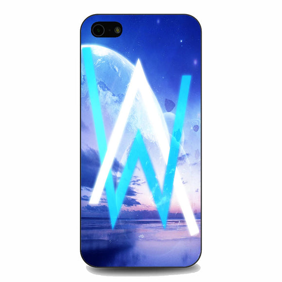 Alan Walker In The Galaxy iPhone 5|5S|SE Case | Babycasee