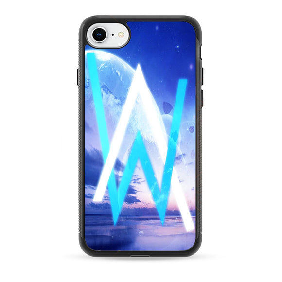 Alan Walker In The Galaxy iPhone 7 Case | Babycasee