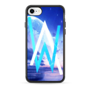 Alan Walker In The Galaxy iPhone 8 Case | Babycasee