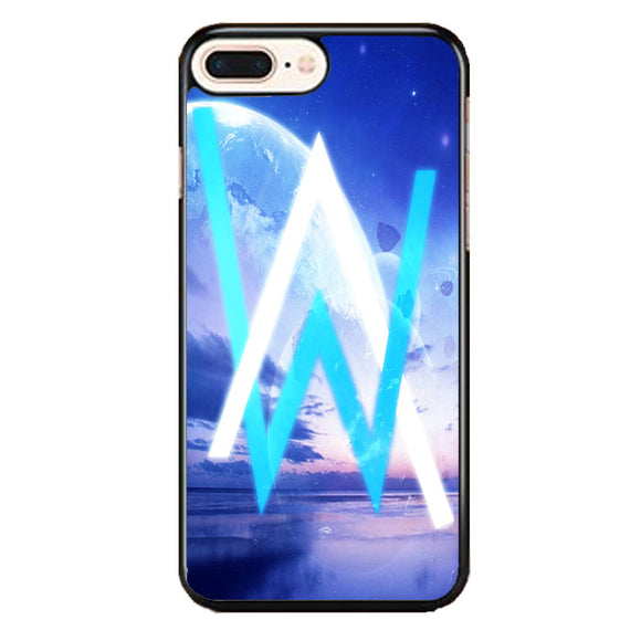Alan Walker In The Galaxy iPhone 7 Plus Case | Babycasee