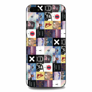 Album Compilation2 iPhone 5|5S|SE Case | Babycasee