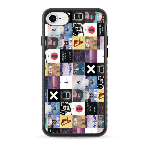 Album Compilation2 iPhone 7 Case | Babycasee