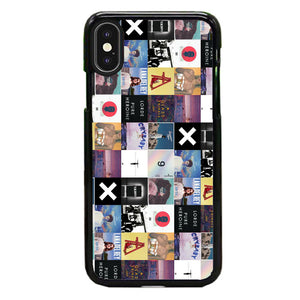 Album Compilation2 iPhone X Case | Babycasee