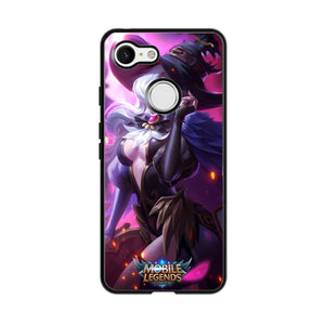 Alice Wizardy Mobile Legend Google Pixel 3 Case | Babycasee