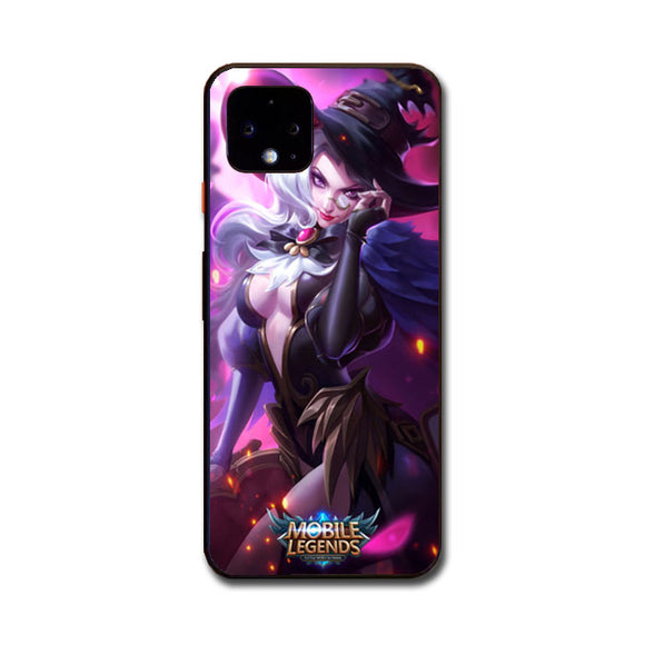 Alice Wizardy Mobile Legend Google Pixel 4 XL Case | Babycasee