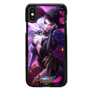 Alice Wizardy Mobile Legend iPhone X Case | Babycasee