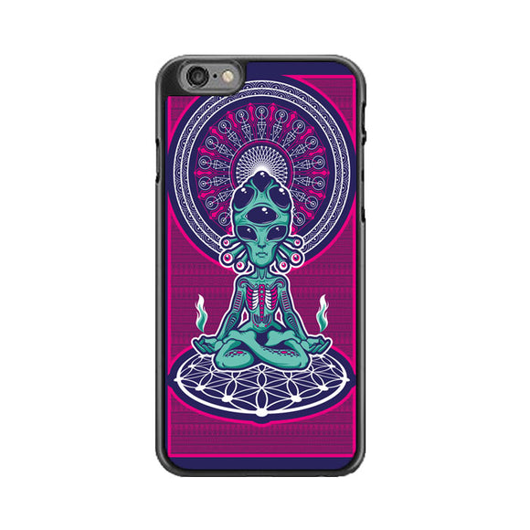 Alien Exist Meditation iPhone 6|6S Case | Babycasee