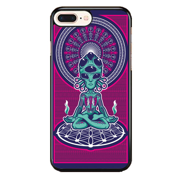 Alien Exist Meditation iPhone 7 Plus Case | Babycasee