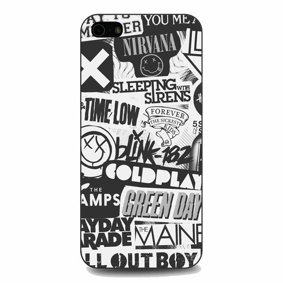 American Band iPhone 5|5S|SE Case | Babycasee