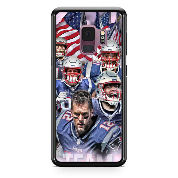 American Footbal Nfl Samsung Galaxy S9 Case | Babycasee