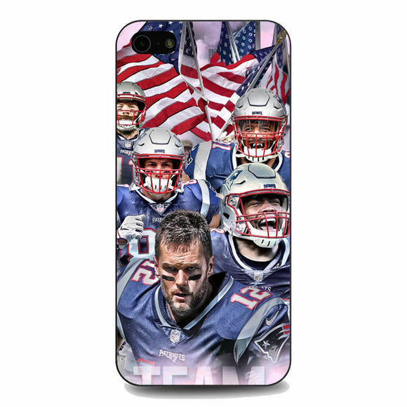 American Footbal Nfl iPhone 5|5S|SE Case | Babycasee