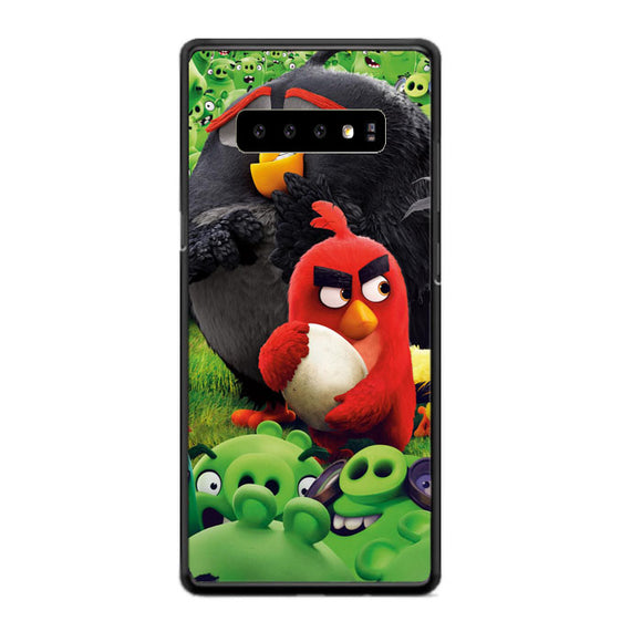 Angry Bird Guardian Egg Samsung Galaxy S10 Plus Case | Babycasee