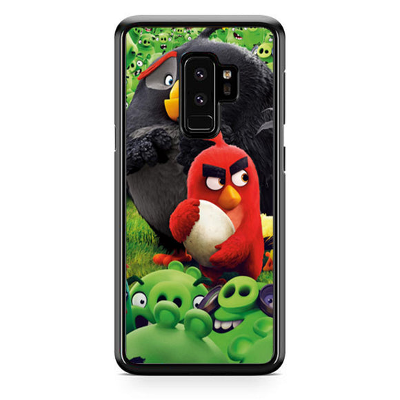 Angry Bird Guardian Egg Samsung Galaxy S9 Plus| Babycasee