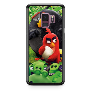 Angry Bird Guardian Egg Samsung Galaxy S9 Case | Babycasee