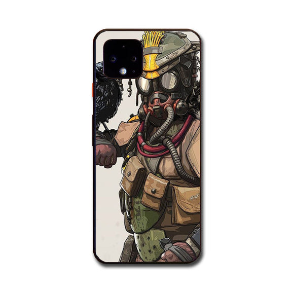 Apex Legend The Crow Google Pixel 4 XL Case | Babycasee