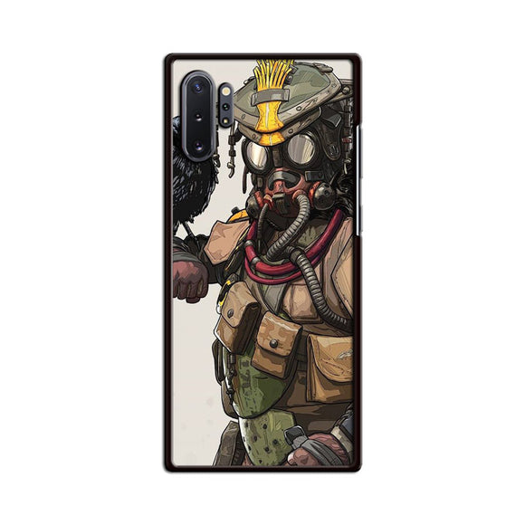 Apex Legend The Crow Samsung Galaxy Note 10 Plus Case | Babycasee