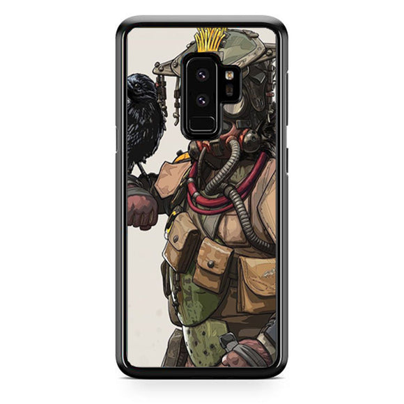Apex Legend The Crow Samsung Galaxy S9 Plus| Babycasee