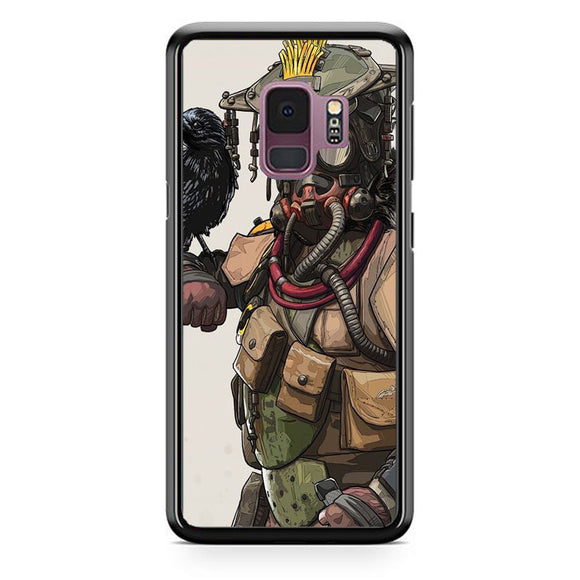 Apex Legend The Crow Samsung Galaxy S9 Case | Babycasee