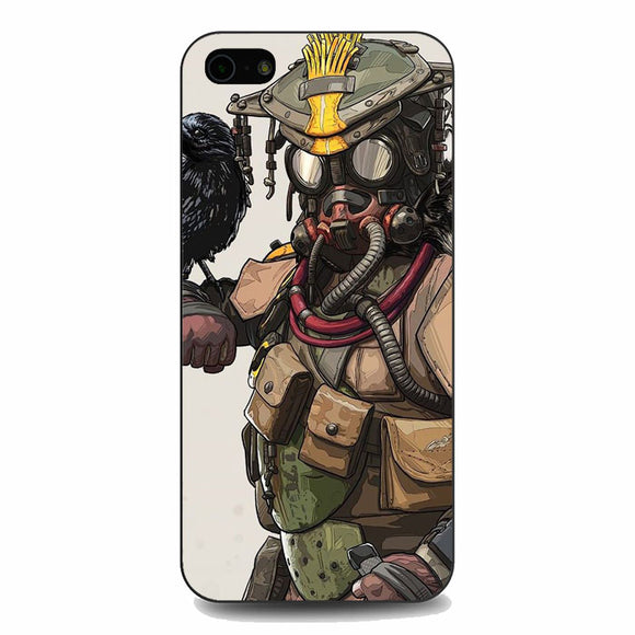 Apex Legend The Crow iPhone 5|5S|SE Case | Babycasee