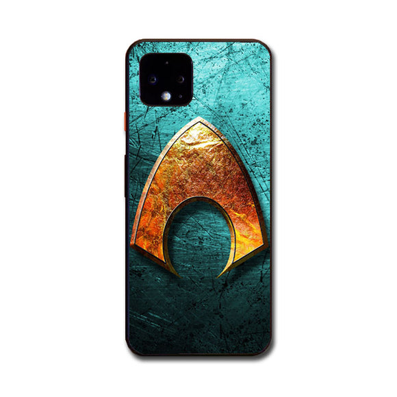 Aquaman Hero Logo Google Pixel 4 XL Case | Babycasee
