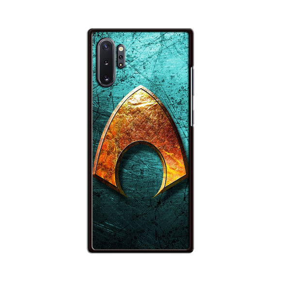 Aquaman Hero Logo Samsung Galaxy Note 10 Plus Case | Babycasee