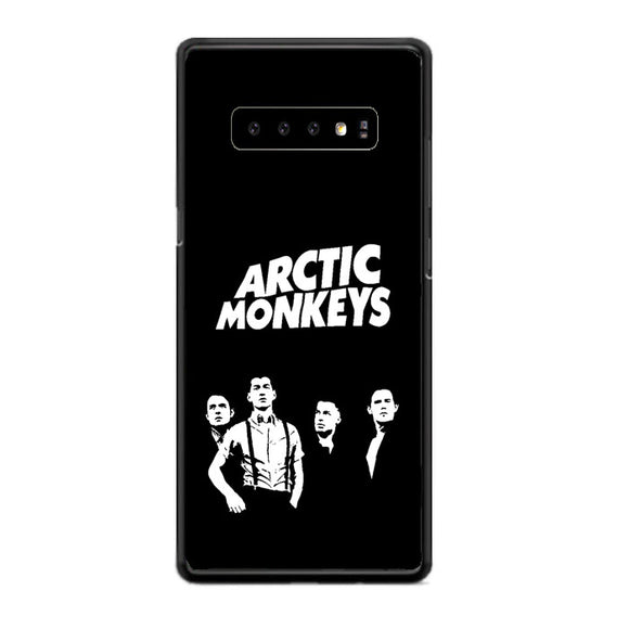 Arctic Monkey In Black Samsung Galaxy S10 Case | Babycasee