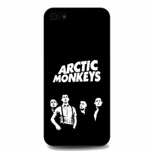 Arctic Monkey In Black iPhone 5|5S|SE Case | Babycasee