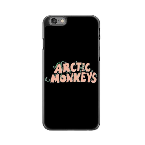 Arctic Monkey Pink Typo iPhone 6|6S Case | Babycasee