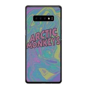 Arctic Monkeys Trippy Samsung Galaxy S10 Case | Babycasee