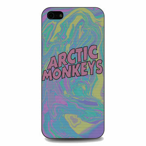 Arctic Monkeys Trippy iPhone 5|5S|SE Case | Babycasee
