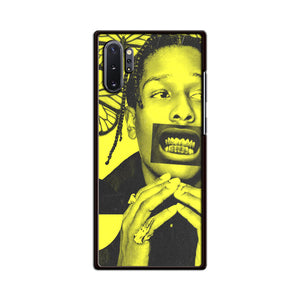 Asap Rocky Butterfly Samsung Galaxy Note 10 Plus Case | Babycasee