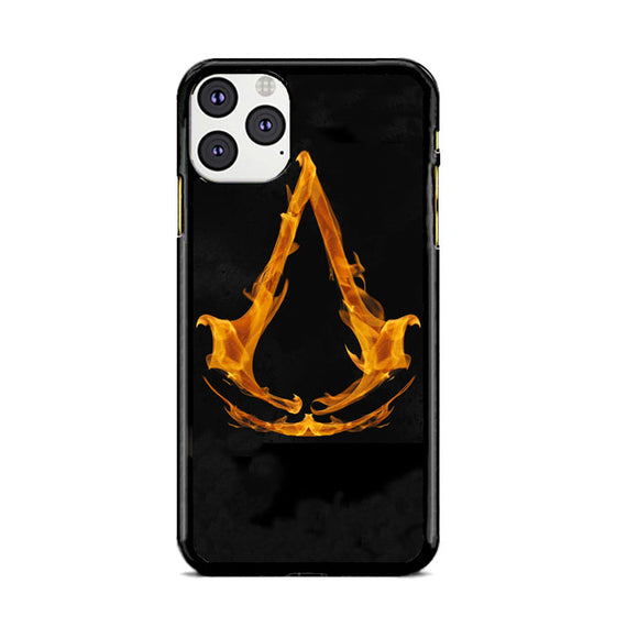 Assasin Creed On Fire Logo iPhone 11 Pro Max | Babycasee