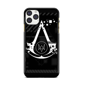 Assasin Creed X Watchdogs iPhone 11 Pro Max | Babycasee