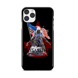 Assassin Creed 3 American Flag iPhone 11 Pro Max | Babycasee